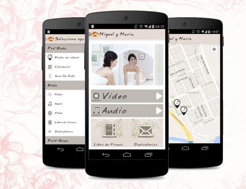 Tu boda en el móvil
